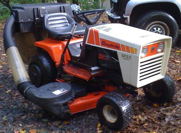 Garden Tractor Snow Plow   Riding Mower Garden Tractors